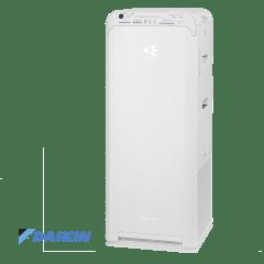 Овлажняващ пречиствател за въздух DAIKIN URURU MCK55W