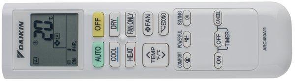 Инверторен климатик DAIKIN FTXP35K/RXP35K, Климатици, Климатици Daikin 7fce1e00