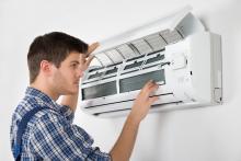 Чисти филтри на климатика - чист въздух 100