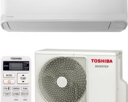 Инверторен климатик TOSHIBA SEIYA RAS-B10J2KVG-E/RAS-10J2AVG-E